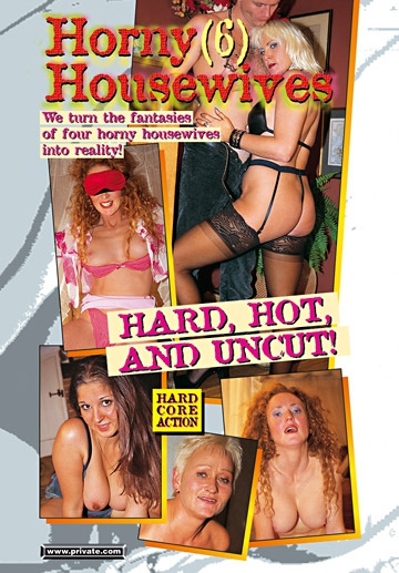 Horny Housewives 06-Private Movie