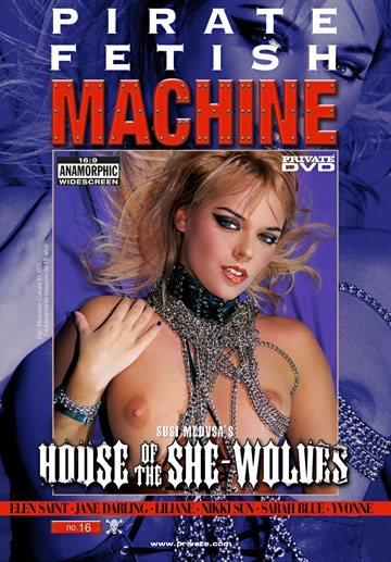 House Of The She-Wolves-Private Movie