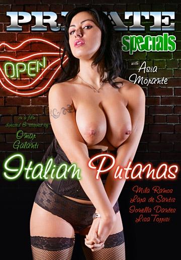 Italian Putanas-Private Movie