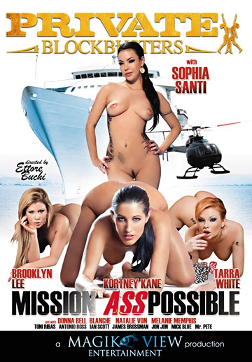 Mission Ass-Possible-Private Movie