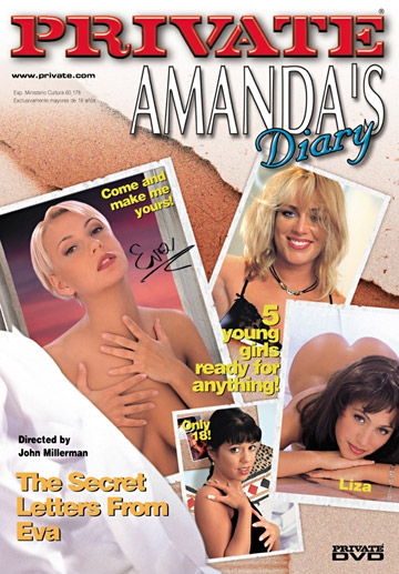 Private Amanda's Diary 03-Private Movie