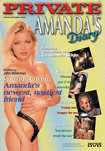 Private Amanda's Diary 04-Private Movie
