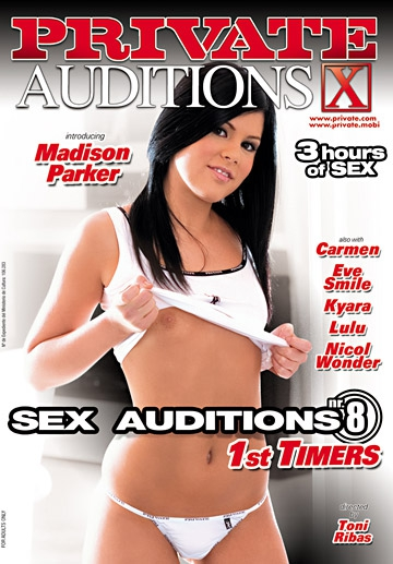Private audition porn