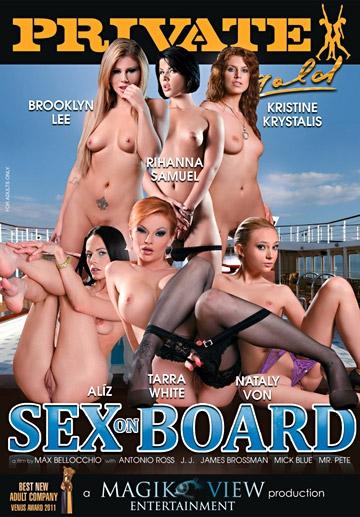 Sex On Board-Private Movie
