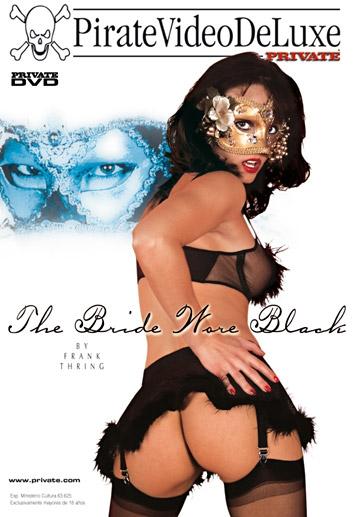 Порно невеста в черном