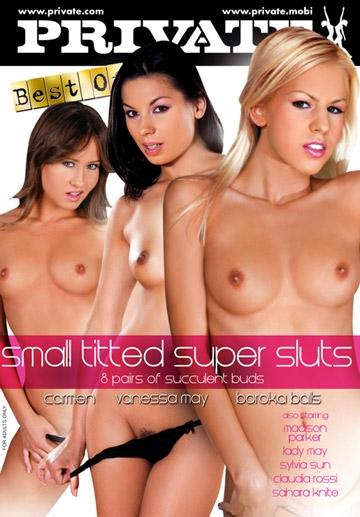 Small Titted Super Sluts