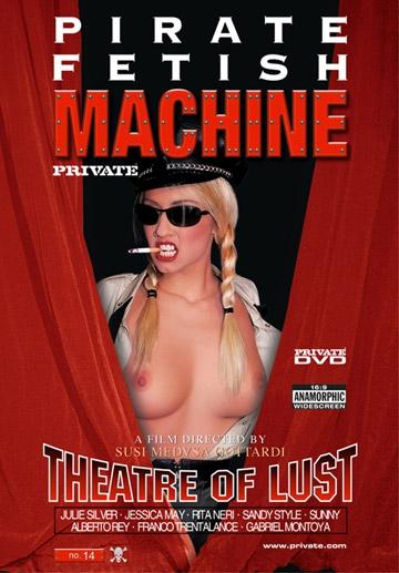 Theatre Of Lust-Private Movie