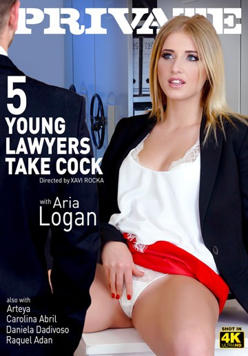 5 Young Lawyers Take Cock-Private Movie