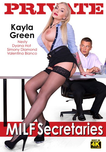 Milf Secretaries-Private Movie