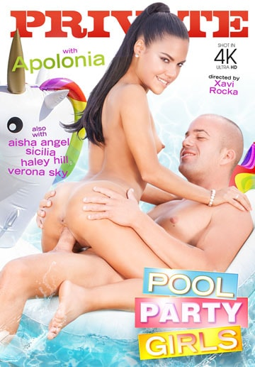 Pool Party-Private Movie