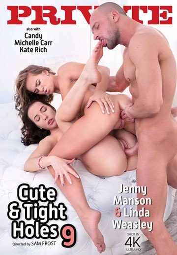 Cute & Tight Holes 9-Private Movie