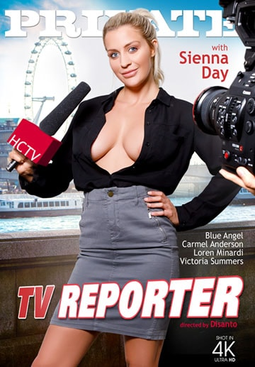 TV Reporter-Private Movie