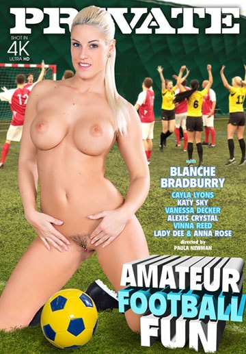 Amateur Football Fun-Private Movie