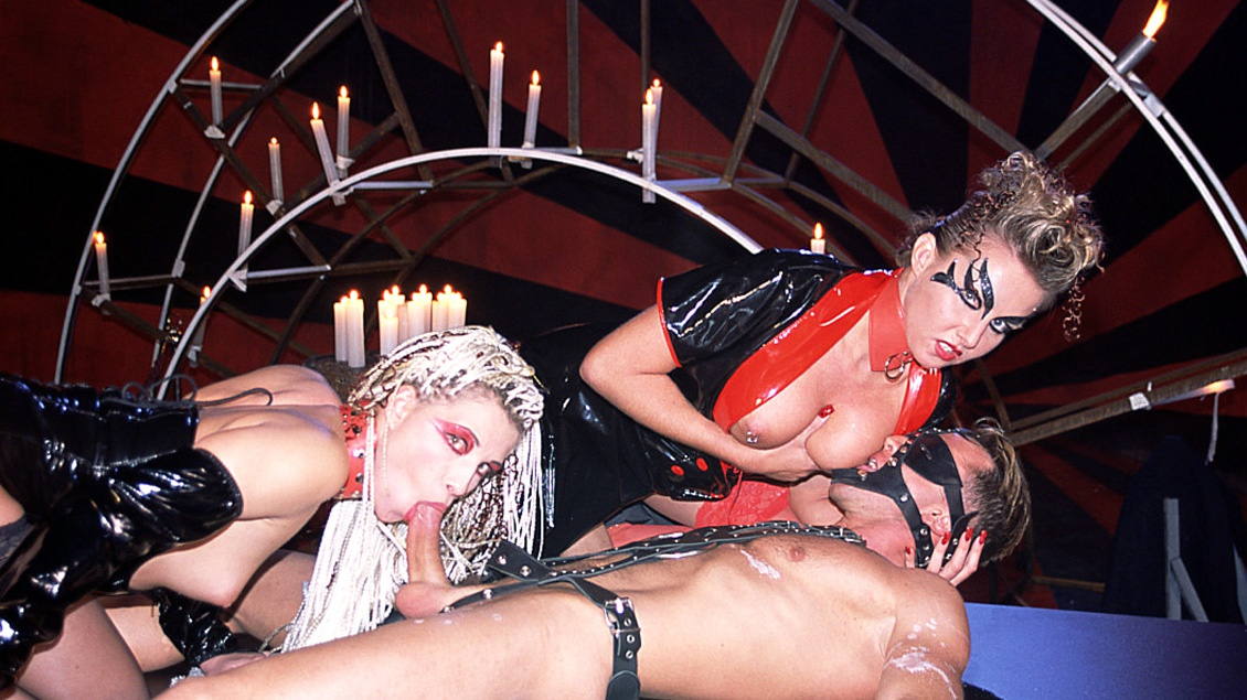 Some Female Domination Takes Place Somewhere at the Museum