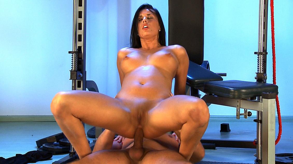 Spezielles Fitness-Training mit Melissa Ria