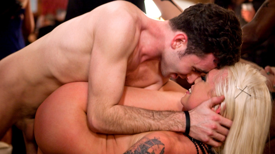 Sex Party with Bella Rossi, Gia Dimarco, Lorelei Lee and Seda