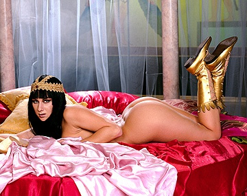 Private  porn video: Cleopatra Cannot Get Enough Fresh Cock inside Her Hole