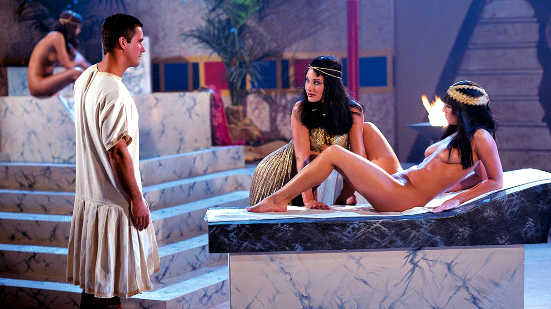 Cleopatra Is Back and This Time She Is Getting It on in the Spa
