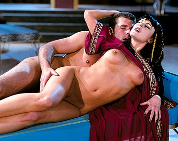 Private  porn video: Cleopatra Is at It Again and This Time She Takes It Anally