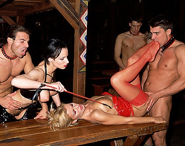 Private HD porn video: Michelle Wild, Monica Moore Sandra and Sylvie Raz...