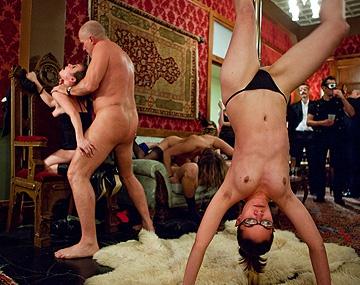 Private HD porn video: Hardcore Voyeur Sex Party Heats Up