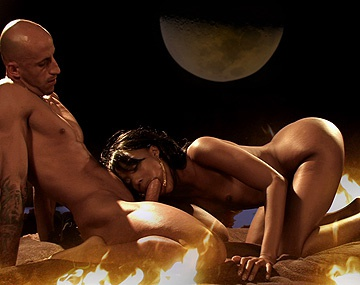Private HD porn video: Black Pornstar Kapri Loves Anal Sex and Wants Some Tonight
