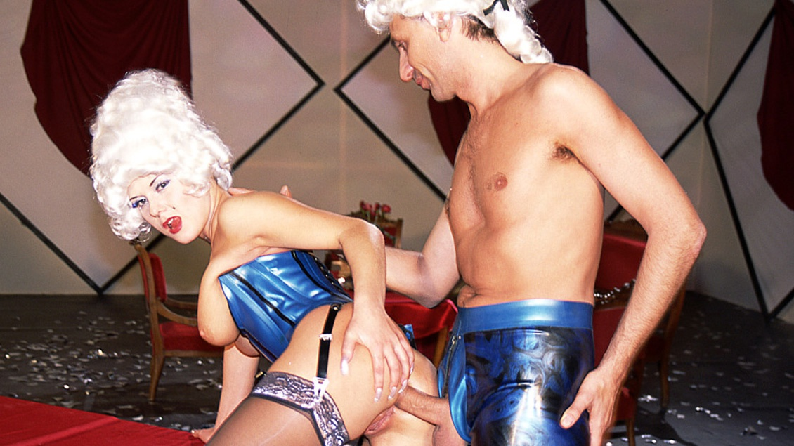 Carmen and Steve Appear in a Scene Together for Hardcore Sex