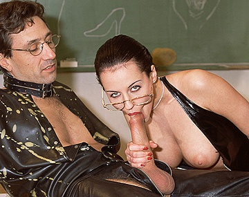 Private  porn video: Student Jerks Off Watching His Teacher Michelle WIld Fuck His Classmate