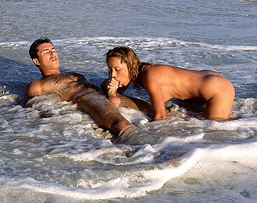 Private  porn video: Marta Gets Naked on a Beach to Get a Tan before a Man Fucks Her Booty