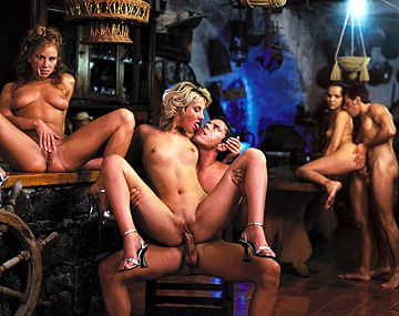 Private  porn video: A Few Sexy Girls Go out on the Town to Find Some Guys to Screw