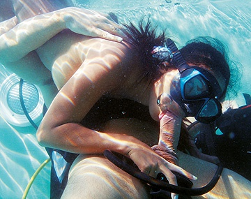 Private  porn video: Priva Is so Horny She Fucks Her Dive Instructor under Water