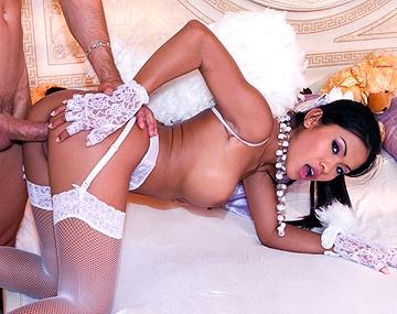 Private  porn video: Priva Plays a Sex Angel