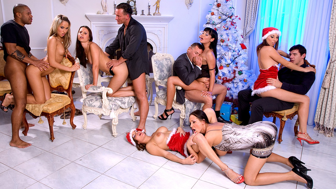 Sex christmas group