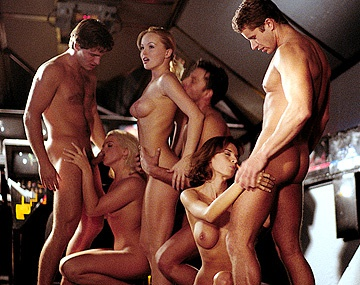 Private  porn video: Silvia Saint and Two Friends Are Having a Hardcore Orgy with Blowjobs