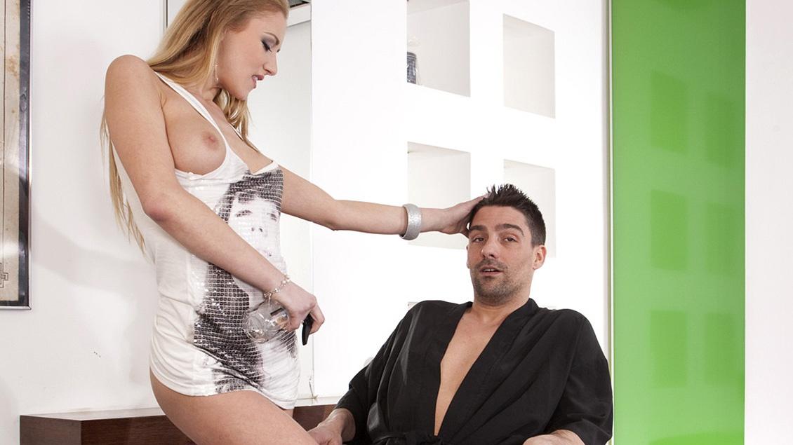 Gilda Roberts, el squirting de la peluquera