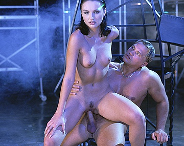 Private  porn video: It Is the Future with Lynn Stone and Natasha Having Anal Sex