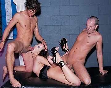 Private  porn video: Asian Playmate Katsuni Has Fun during a MMF Hardcore 3 Way with Anal