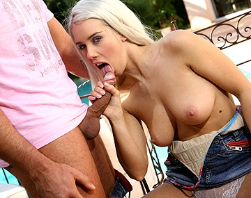 Private HD porn video: Nesty Has a Big Cock for Dessert before Riding It for a Hot Creampie