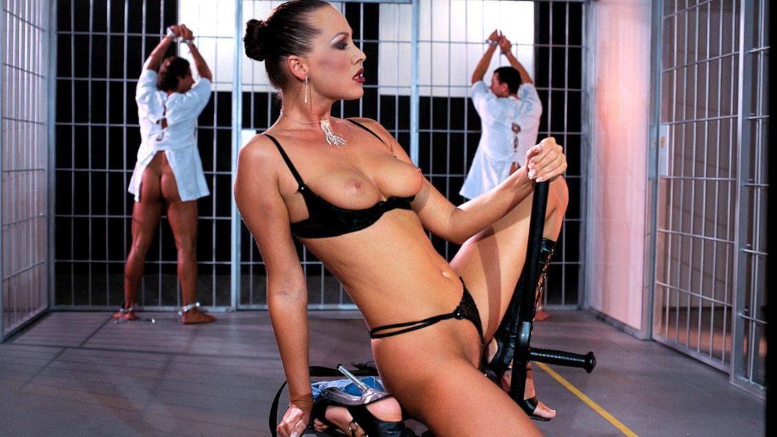 Sex in prison porn
