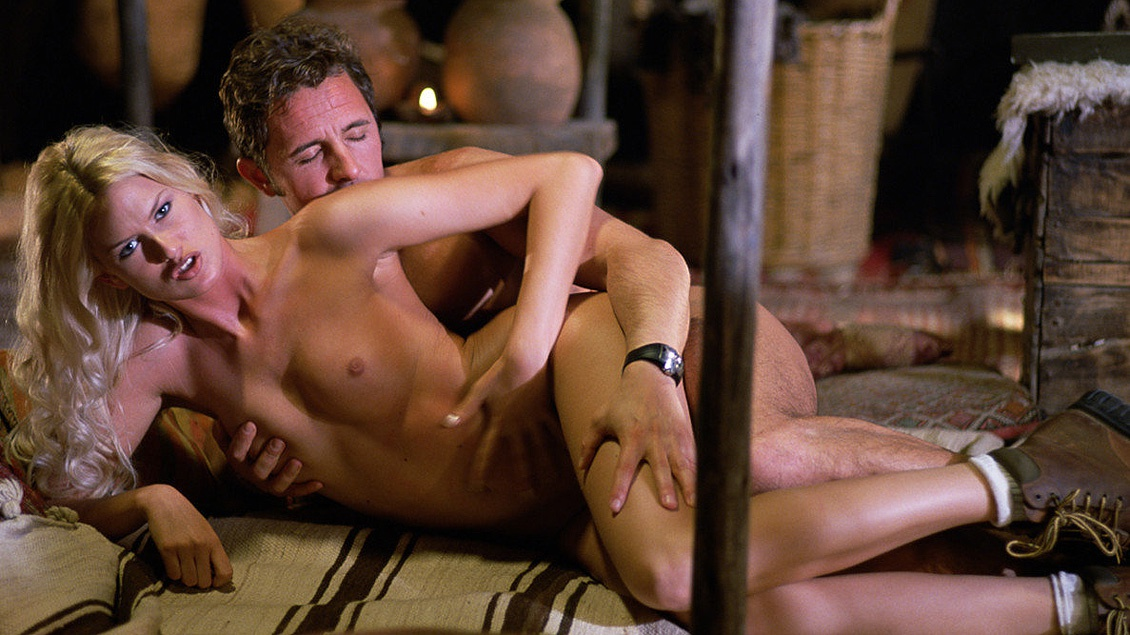 Claudia Ricci Happily Accepts a Dick in Every Hole