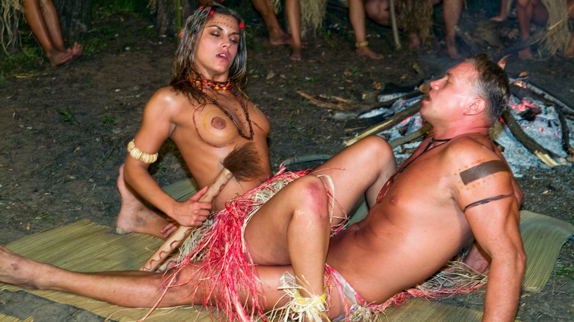 trible pussy african party