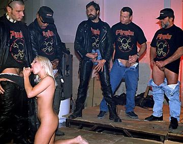 Private  porn video: Gina Blonde Hardcore Rave Groupie