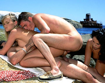 Private HD porn video: Een hardcore middagje op het strand
