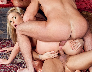 Private  porn video: Anastasia and Simonne Take an Ass Splitting Pounding in Hardcore Orgy