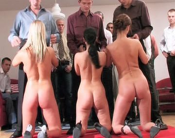 Private  porn video: Private's Sexiest Three Get Bukkaked after some Lesbian Fun