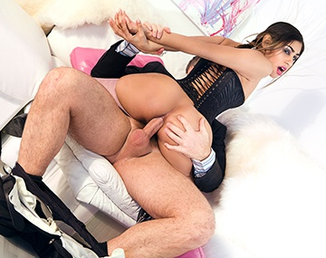 Private  porn video: Sahara Knite Rocks her Ass and Gives a sensational anal Display
