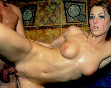 Private  porn video: Blonde Bombshell Lynn Stone is Fucked Hard in a Jacuzzi