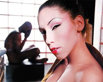 Private  porn video: Asian Mya Diamond Has Interracial Fun With a Black and White Cock