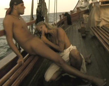 Private  porn video: Blonde Pussy Pirate Chrystal Has Her Ass Plundered