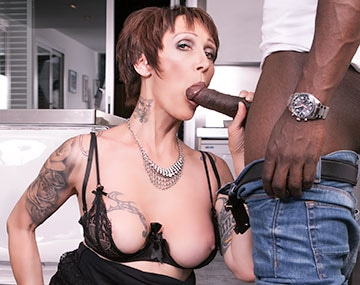 Private HD porn video: Mature Milf Catalya Mya Stars in First Interracial